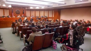 Testifying for HB 3785
