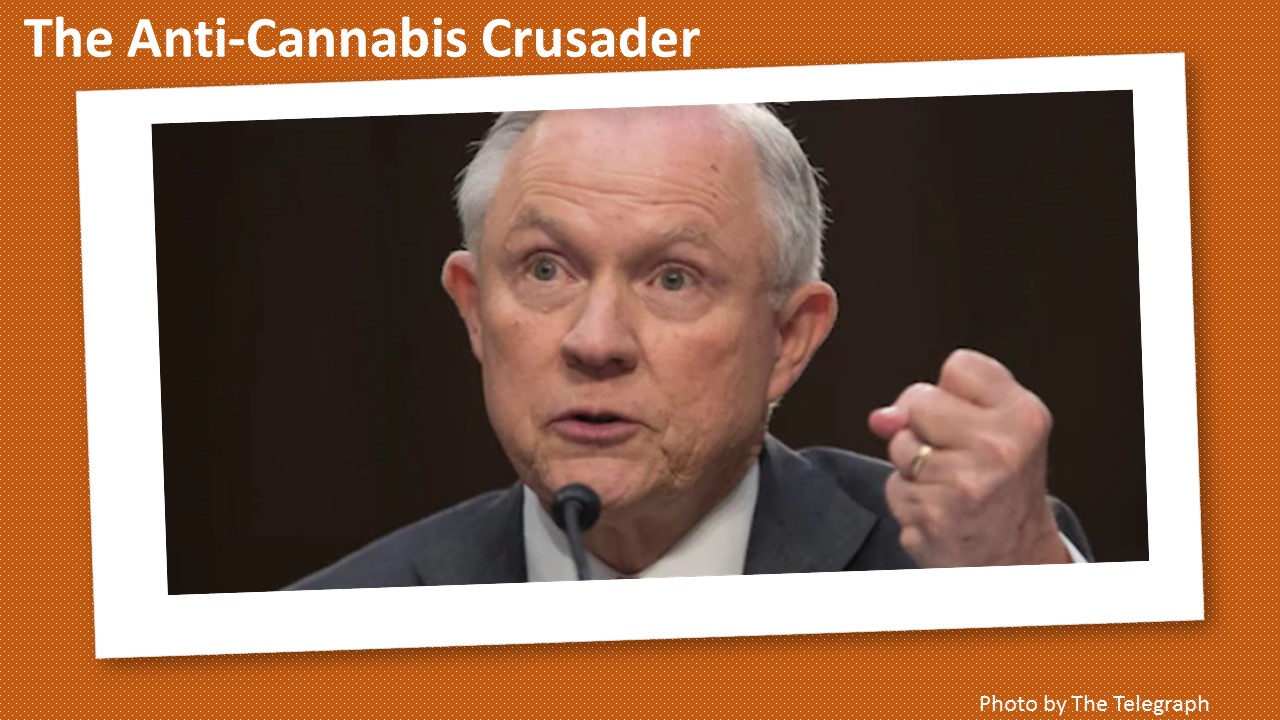 Sessions The Anti-Cannabis Crusader