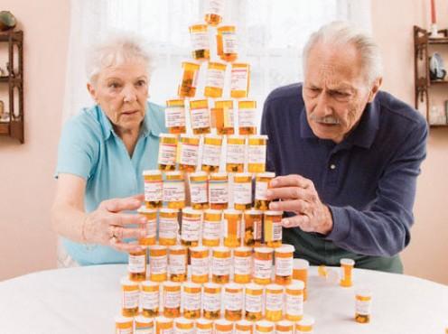 seniors battle prescriptions