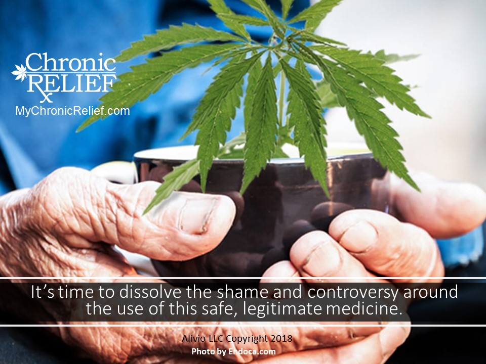 seniors benefit from cannabis