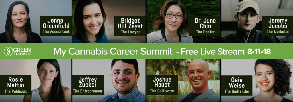 My Cannabis Career Summit
